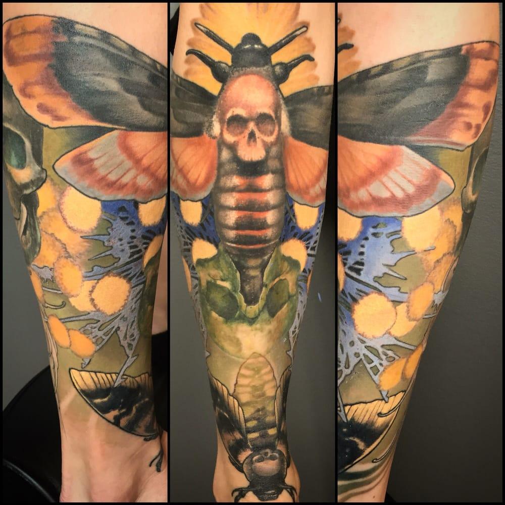 Tattoo by vic back yelp for Tattoo shops salt lake city utah