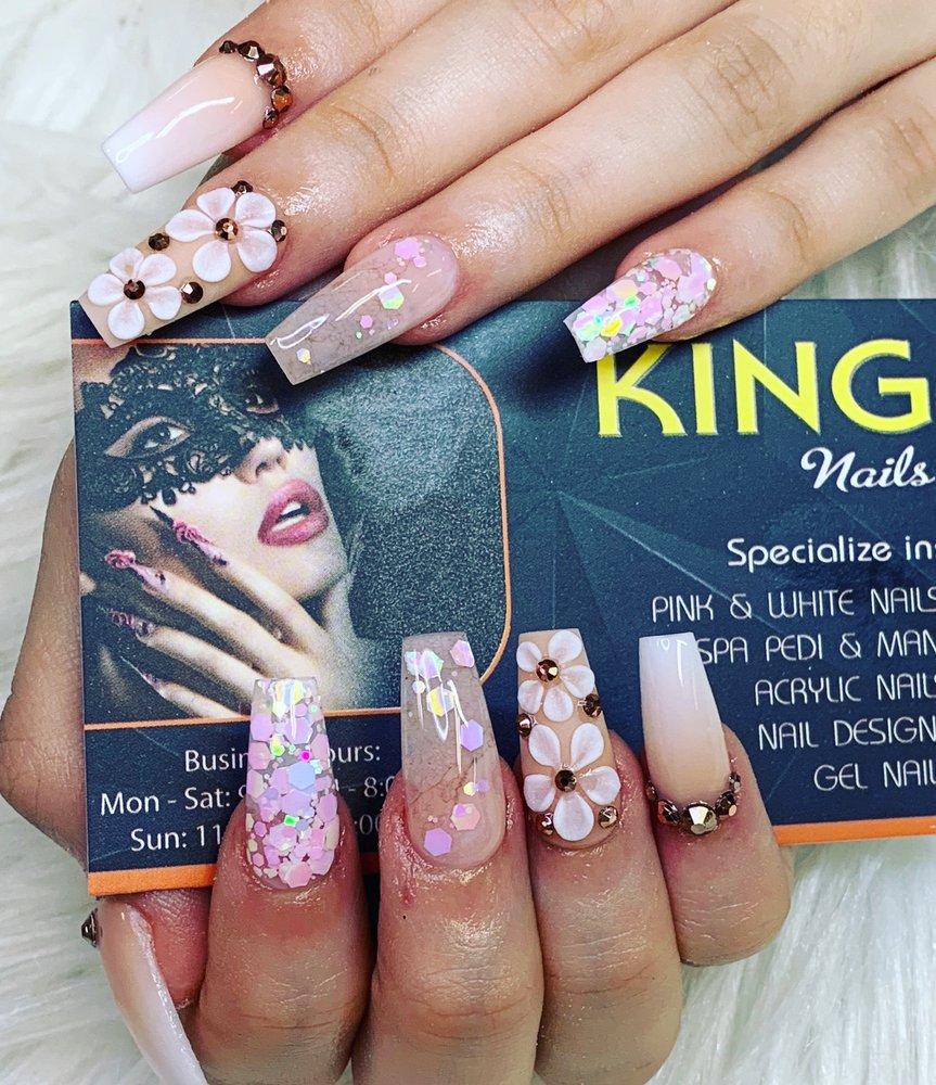 King Nails: 1814 E IH2, Donna, TX
