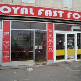 Royal Fast Food - Pizza - 92 rue de la maison blanche, Reims ...