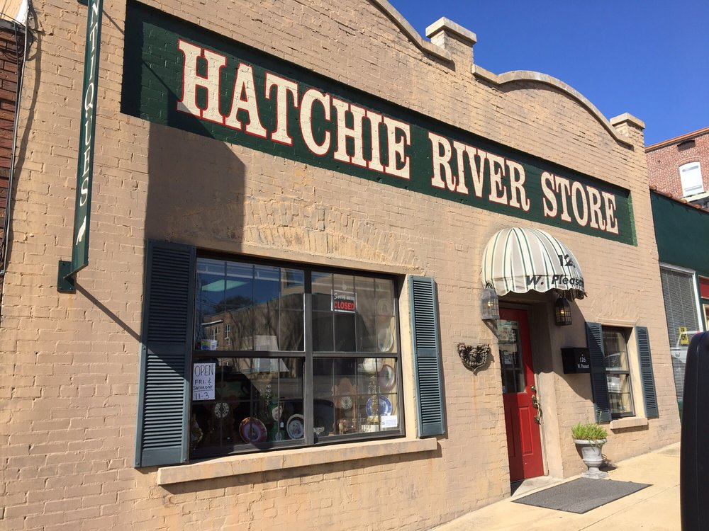 Hatchie River Store: 126 W Pleasant St, Covington, TN