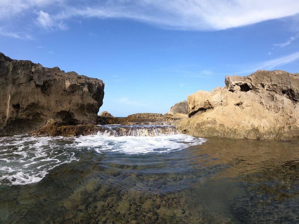 Playa La Esperanza: Manatí, PR