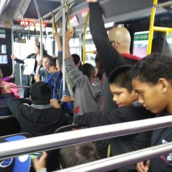 Vta Bus 522 Public Transportation 95 University Ave