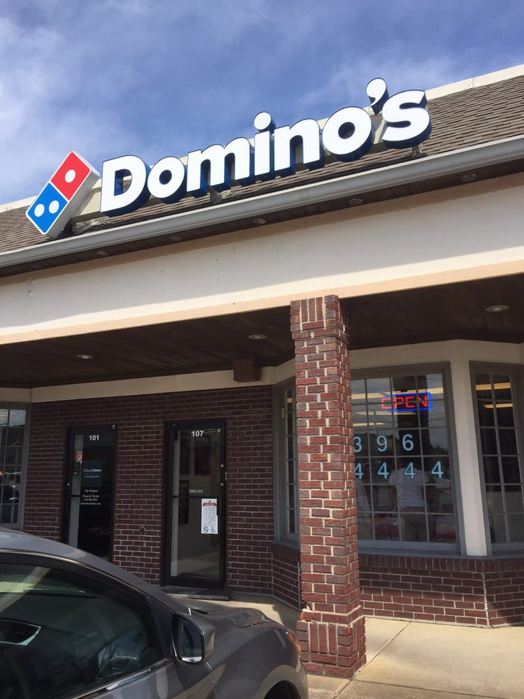Domino's Pizza: 9325 Apison Pike, Ooltewah, TN