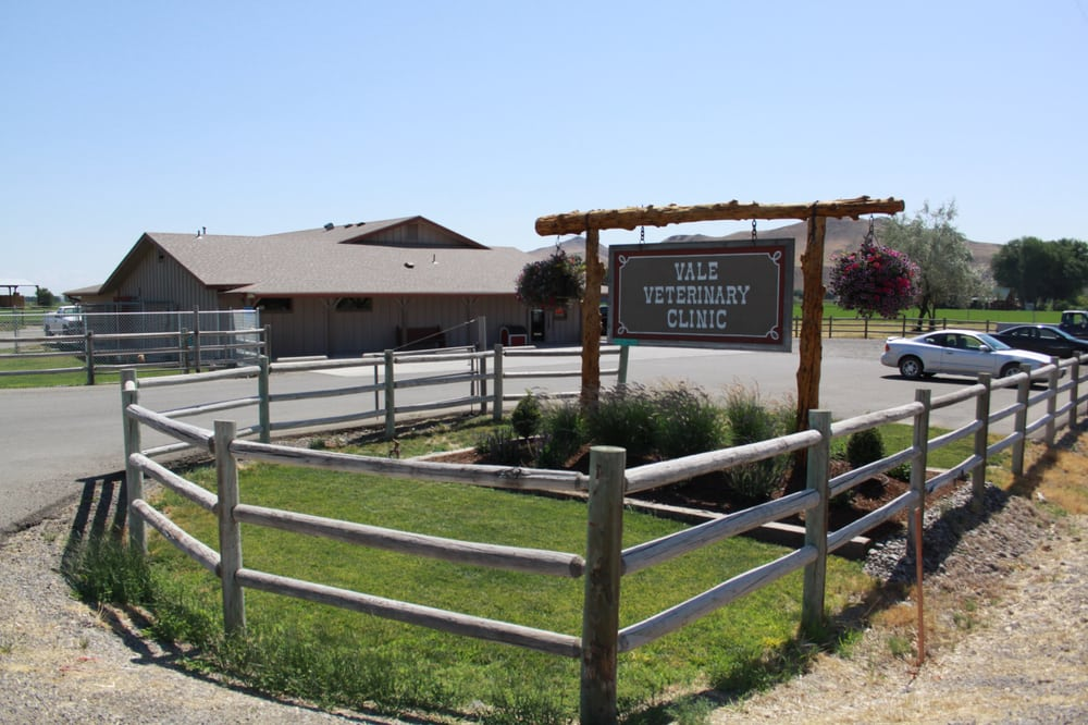 Vale Veterinary Clinic: 1590 John Day Hwy, Vale, OR