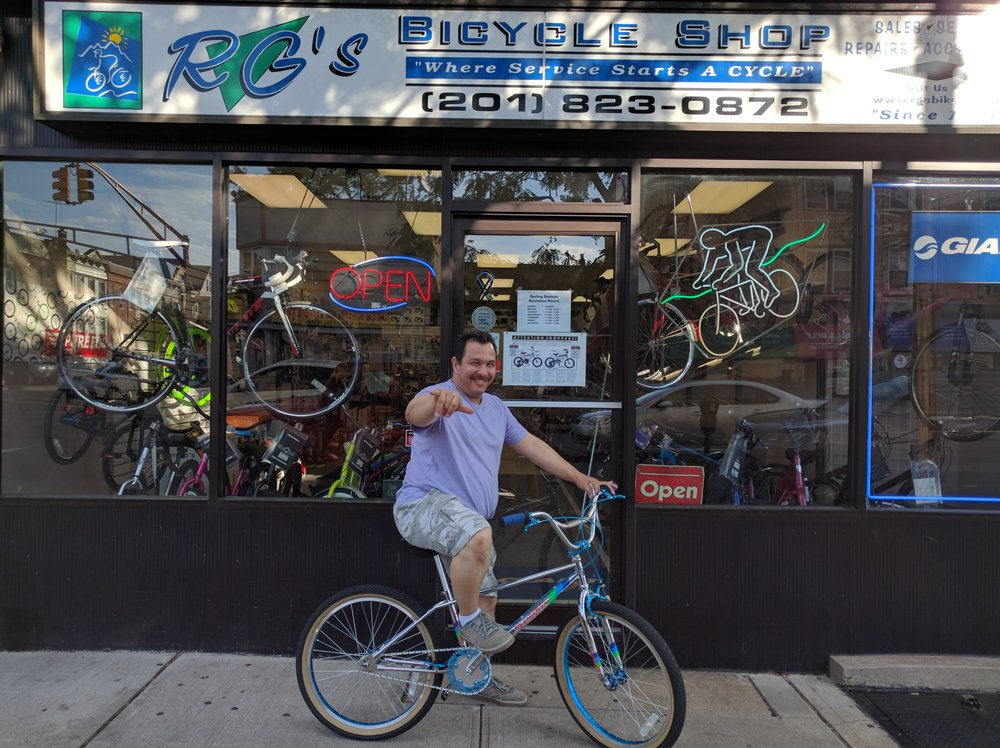 RG's Bicycle Shop: 890 Broadway, Bayonne, NJ
