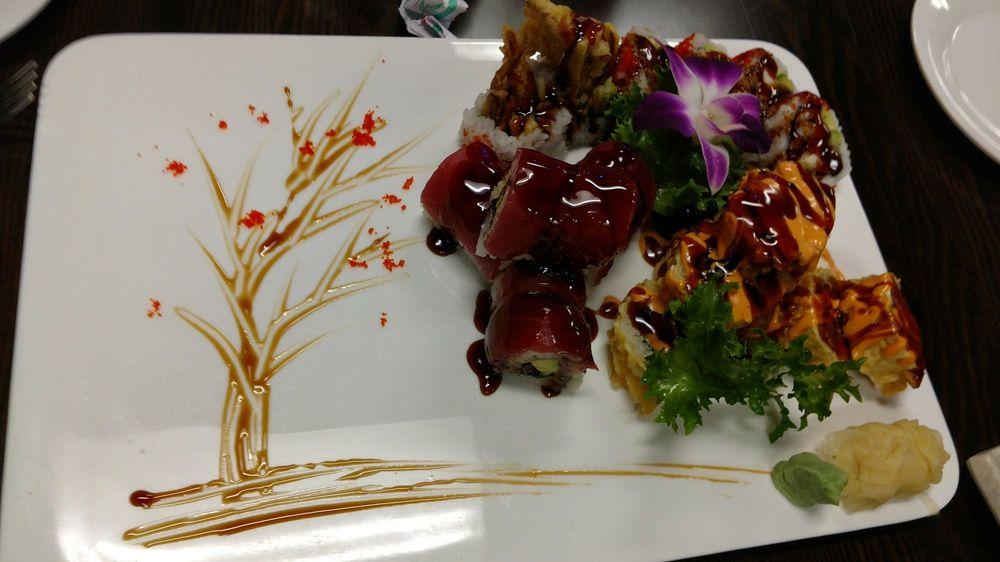 Ichiban Sushi & Hibachi: 1558 Coshocton Ave, Mount Vernon, OH