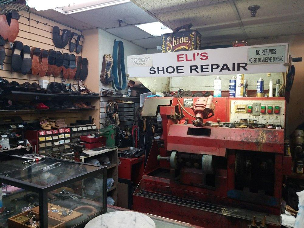 Eli Shoe Repair Miami Fl