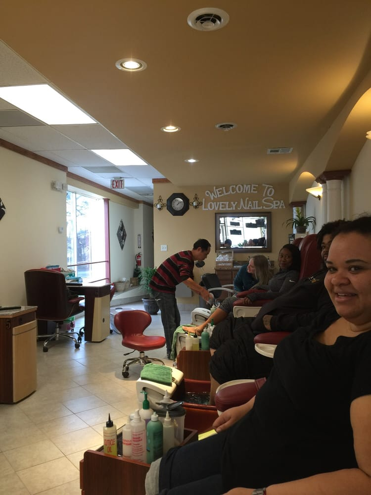 Lovely Nail Spa By Be Monroeville Pa