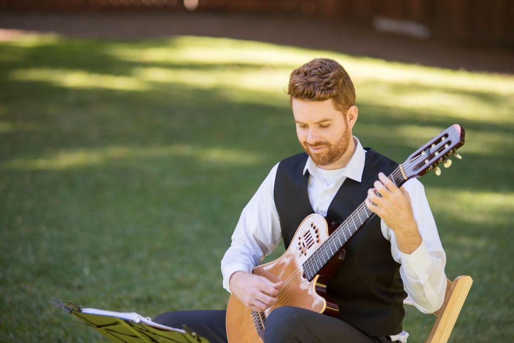 Stephan Kane Classical Guitarist: San Francisco, CA