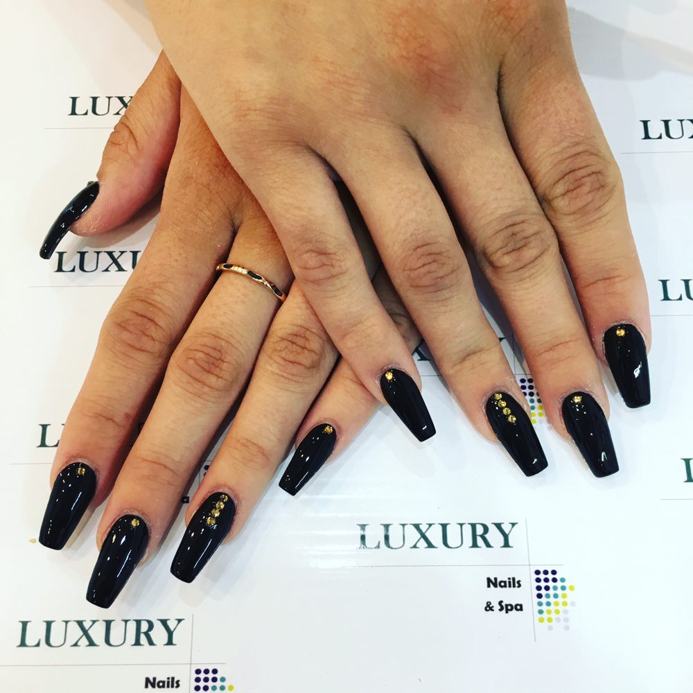 Photos for Luxury Nails and Spa - Yelp