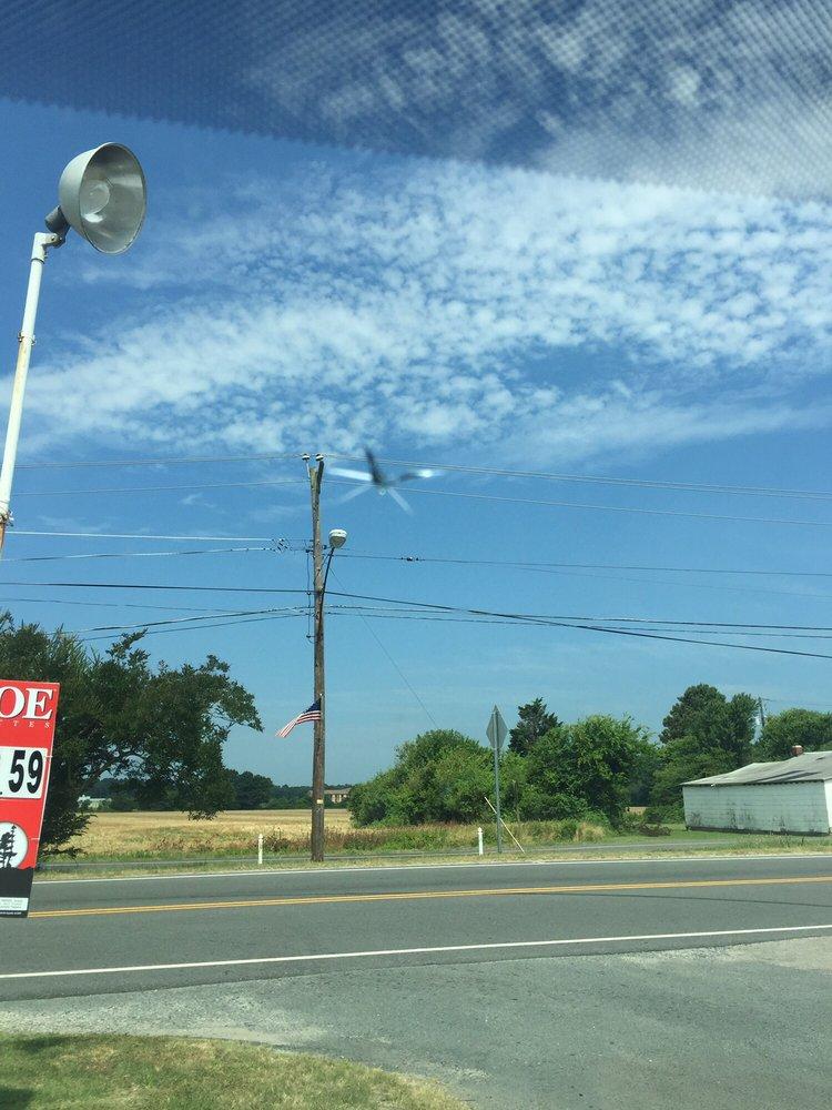 Exmore Tru Blue Service Station: 4015 Main St, Exmore, VA