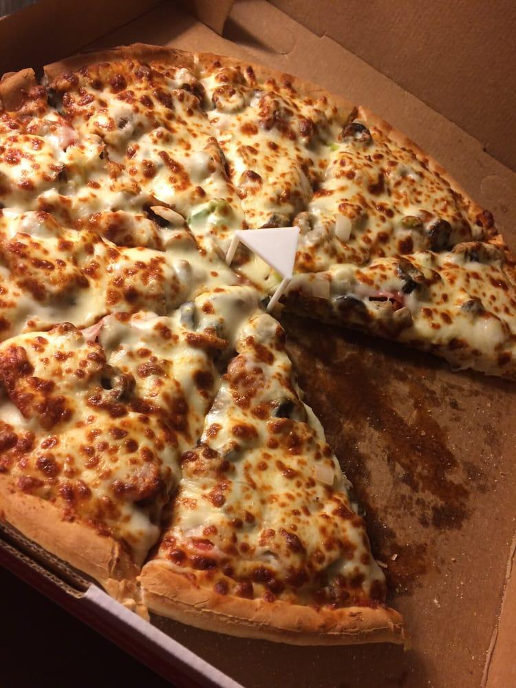 Gambino's Pizza: 720 Oklahoma Blvd, Alva, OK