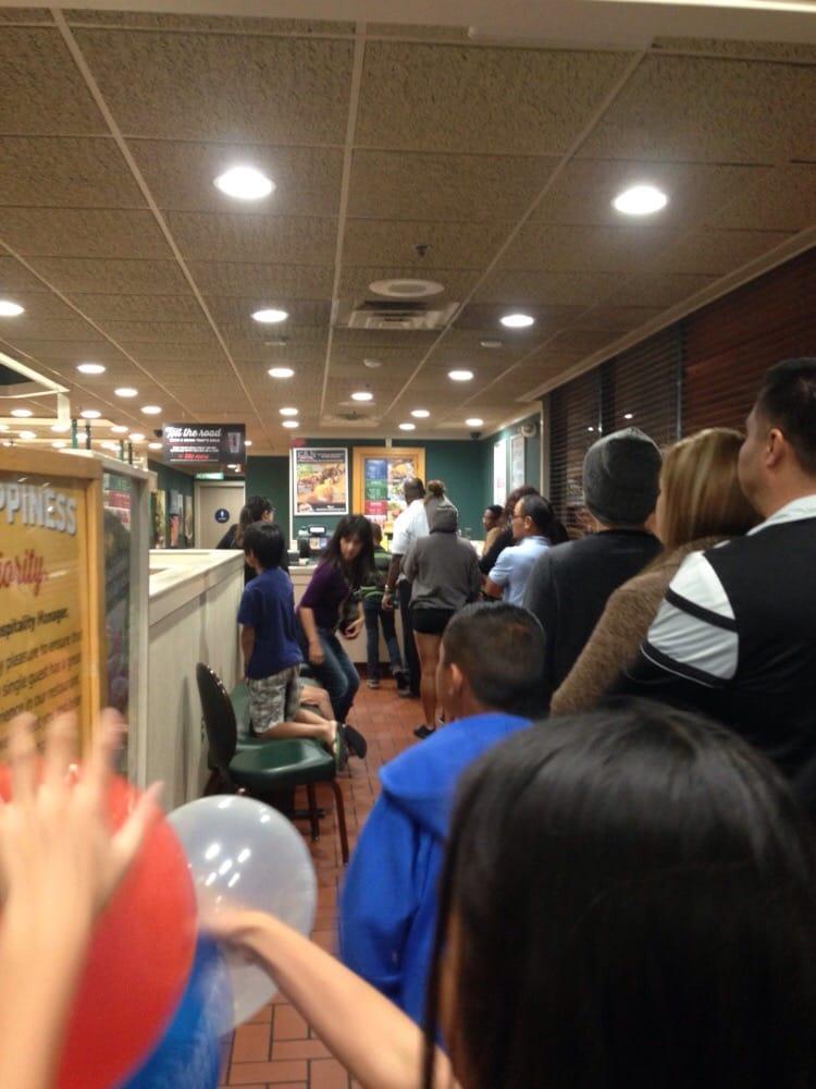 Long Line On Thursday Night Yelp