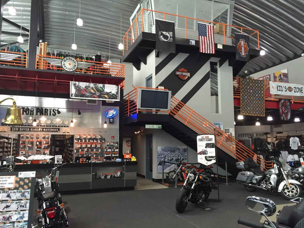 New River Harley-Davidson - 10 Photos - Motorcycle Dealers