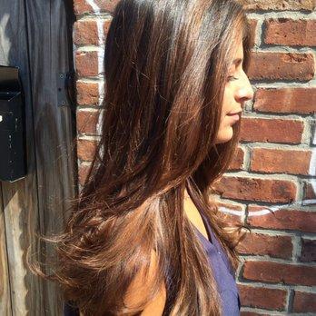 Волосы nj