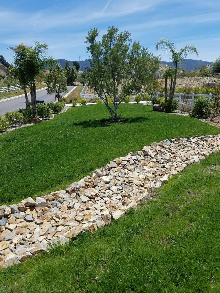 Leafs-U-Green Landscape Services: 3807 Sierra Hwy, Acton, CA