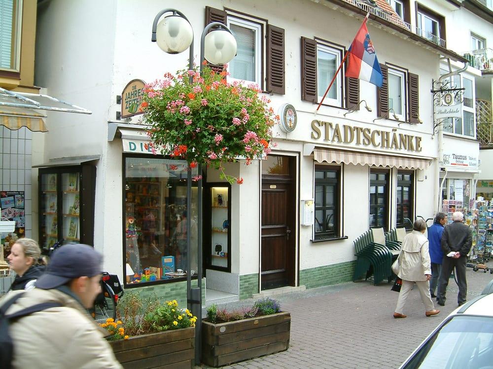 Stadtschänke - 10 Beiträge - Restaurants - Vorstadt 27, Oberursel ...