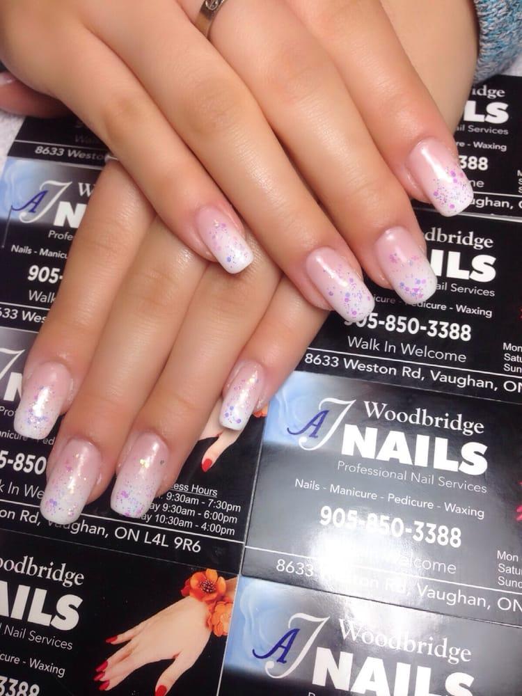 AJ Woodbridge Nails - 32 Photos - Nail Salons - 8633 Weston Road ...