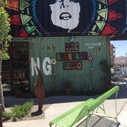 Good Handmade Retro Photo Of The Backyard Patio   El Paso, TX, United States.