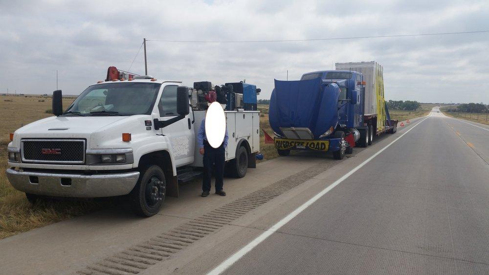 Roadrunner Truck Service & Repair: 235 W Main St, Boise City, OK