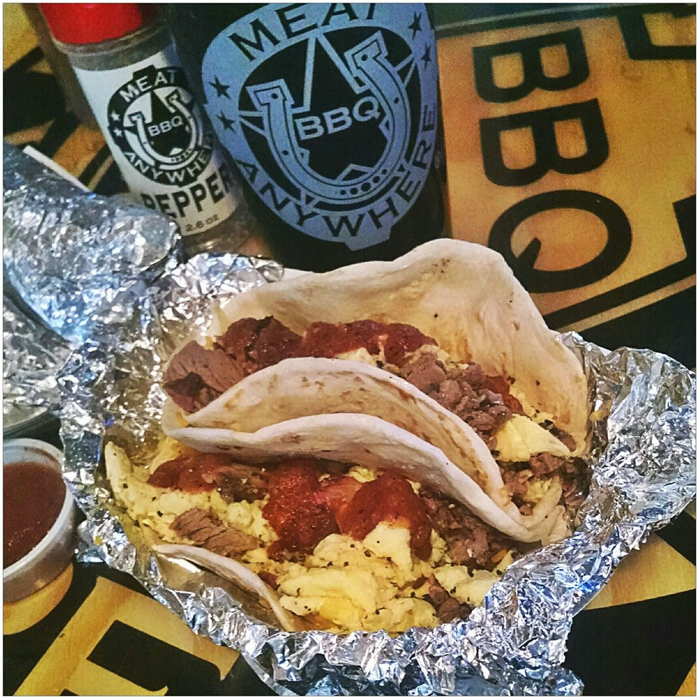 Do Yourself Favor Transform Your >> Breakfast Brisket Tacos If You Like Breakfast Tacos Do Yourself A
