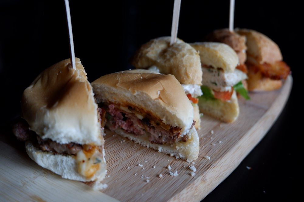On a Roll Sushi & Sliders: 63 Pitt Street E, Windsor, ON