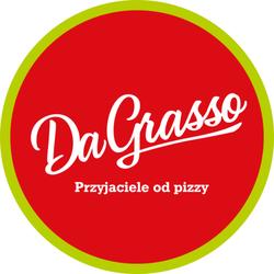 Znalezione obrazy dla zapytania pizza dagrasso logo