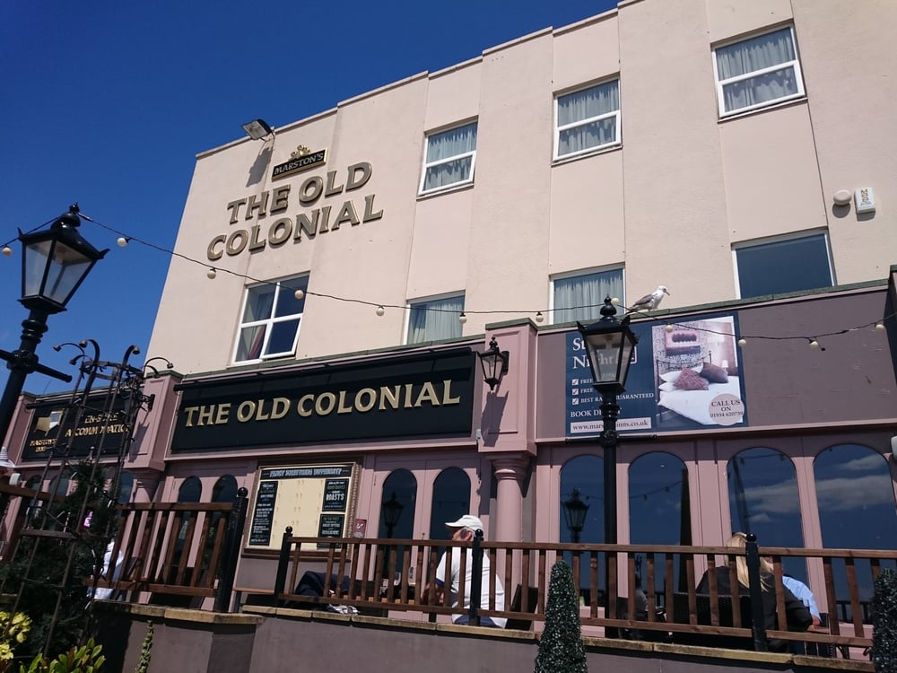 Old Colonial Hotel 103