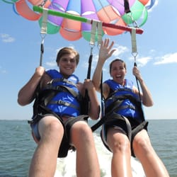 Photo Of Beach Haven Parasail Watersports Nj United States