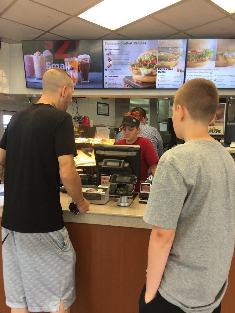 McDonald's: 213 E Main St, Byesville, OH