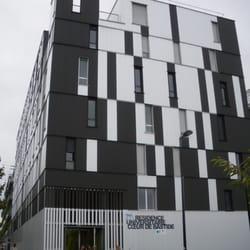 Residence universitaire coeur de bastide university - Residence les jardins de bordeaux bastide ...