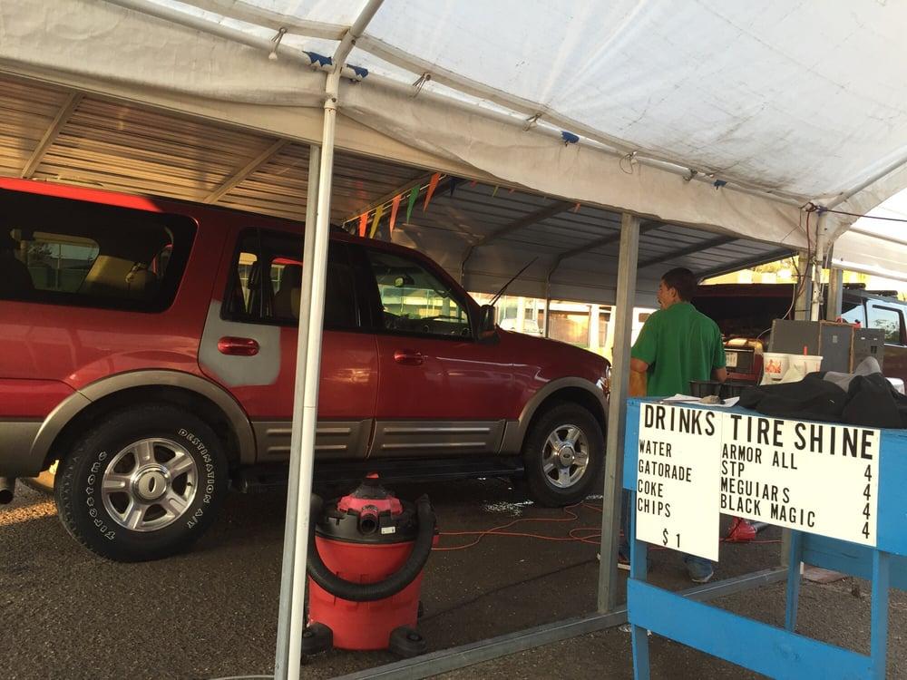 Spa Hand Car Wash: 415 South International Blvd, Weslaco, TX