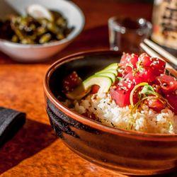 Crave American Kitchen Sushi Bar