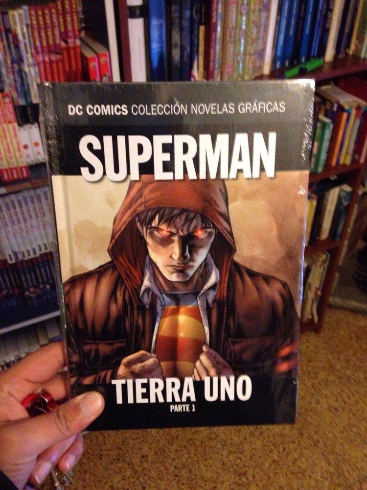 [DC - Salvat] La Colección de Novelas Gráficas de DC Comics  - Página 17 O