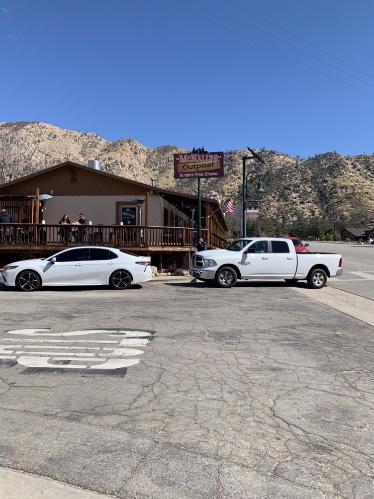 McNally's Outpost: 11301 Kernville Rd, Kernville, CA