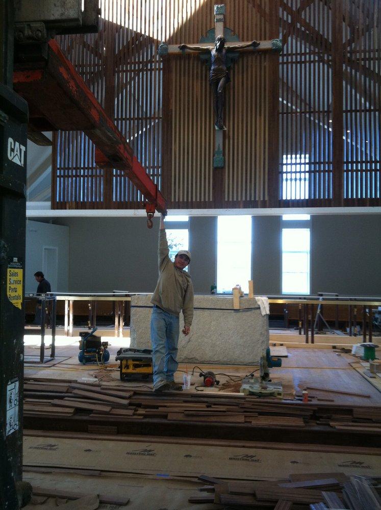 Quang Hardwood Floors: 235 Ashmont St, Dorchester, MA