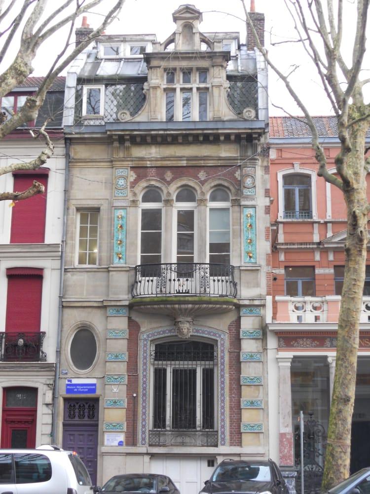 Maison d partementale de l europe community service non for Maison de l europe rueil