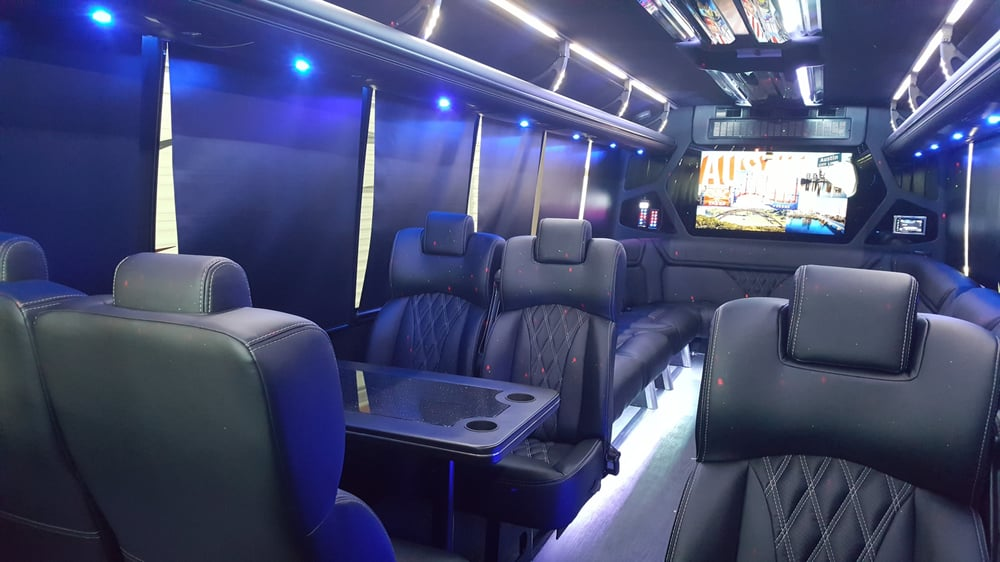 Krystal Luxury Transportation: Austin, TX