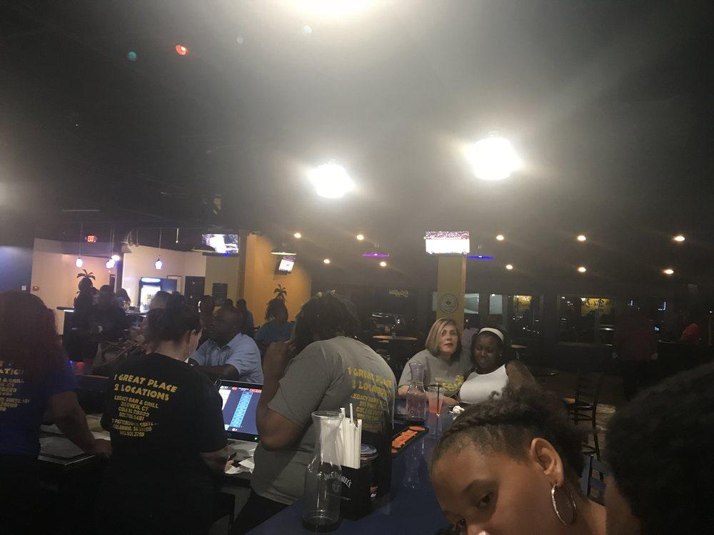 Legacy Caribbean Bar & Grill: 215 Oneil Ct, Columbia, SC