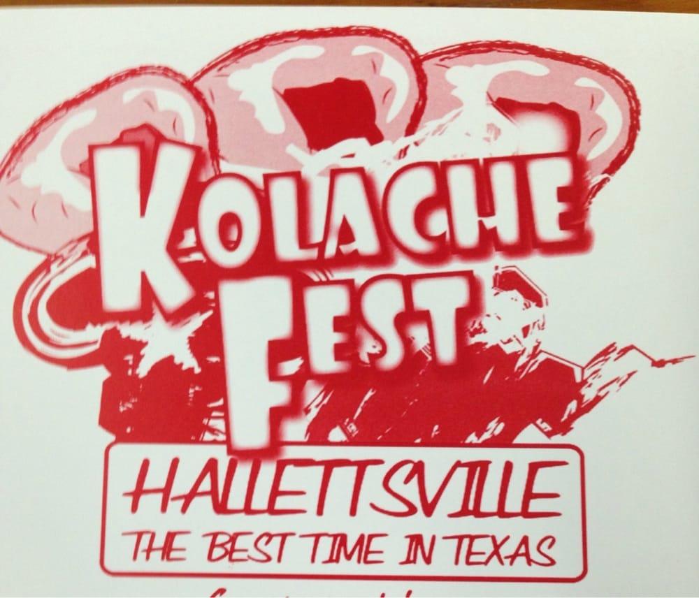 Kolache Fest: Hallettsville, TX