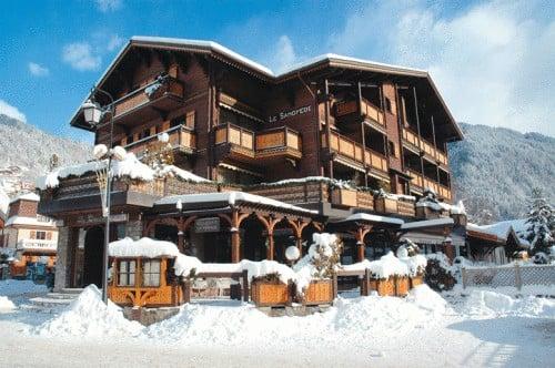 H tel le samoy de hotell place office de tourisme - Office du tourisme morzine haute savoie ...