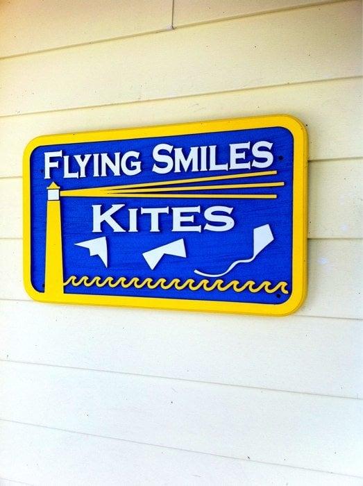 Flying Smiles Kites