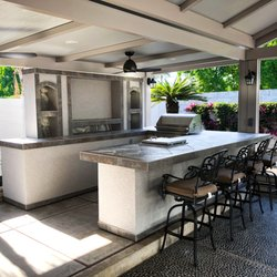 Photo Of Extreme Backyard Designs   Ontario, CA, United States. Outdoor  Kitchen With