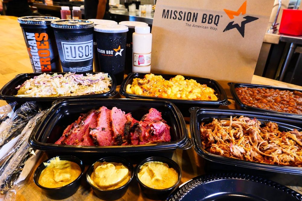 Mission Bbq: 1932 Skibo Rd, Fayetteville, NC