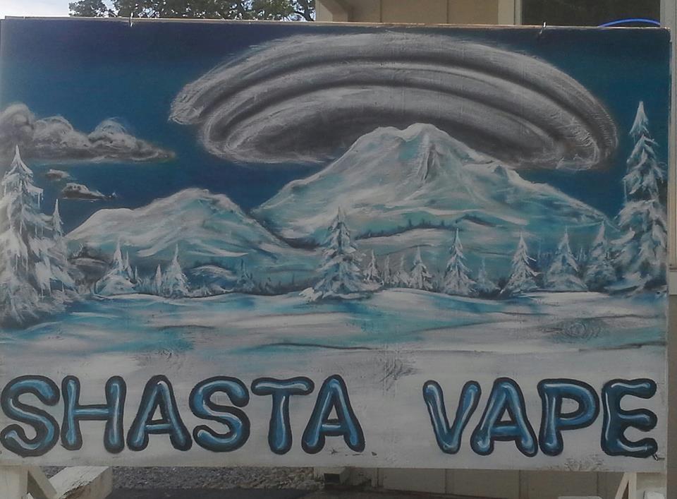 Shasta Vape: 22049 Old 44 Dr, Palo Cedro, CA