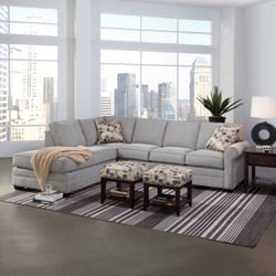Photo Of Ashley Interiors   High Point, NC, United States. 728 Bumper  Sectional