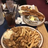 Photo Of Captain S Galley Seafood Restaurant Hickory Nc United States Yummy