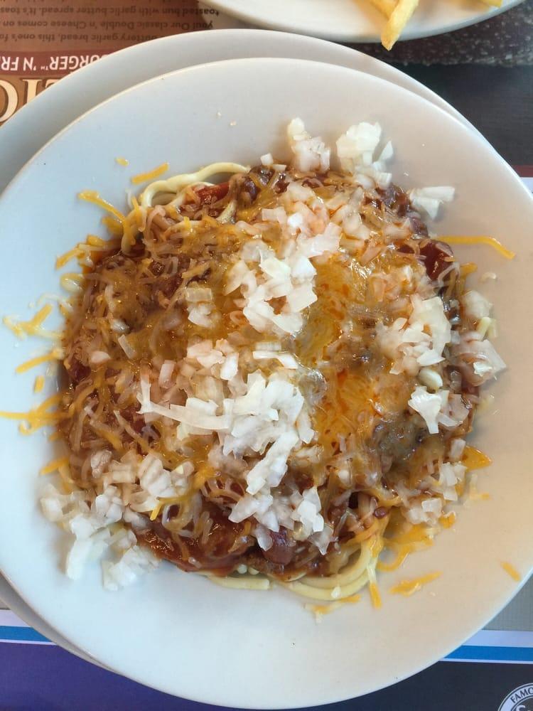 how to make chili with spaghetti sauce