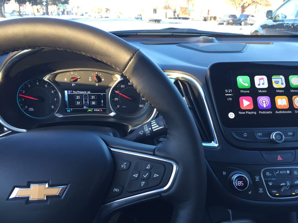 2016 Chevrolet Malibu Premier W Carplay Yelp