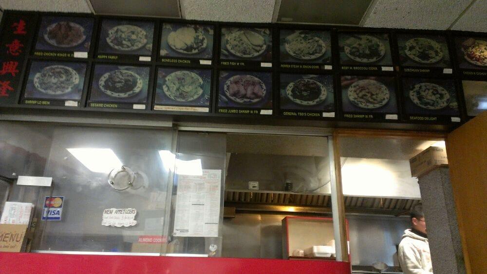 Chinese Restaurants Detroit Michigan